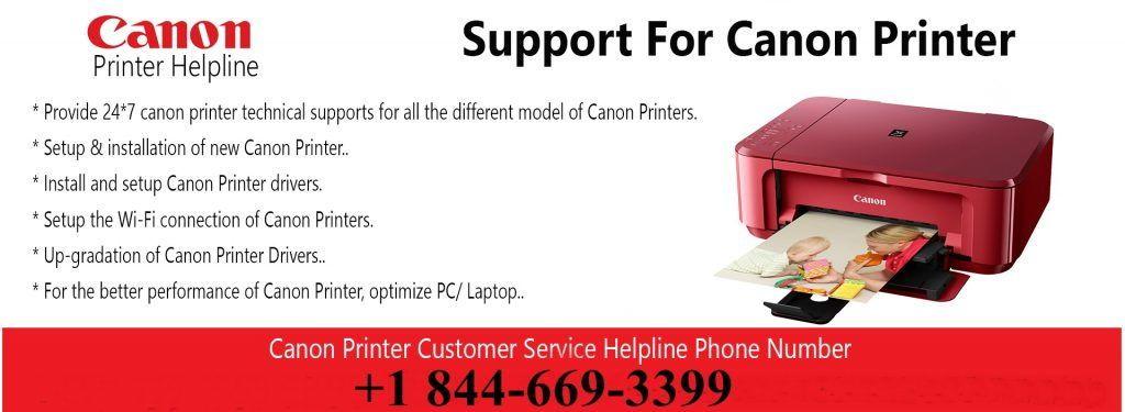 Canon Printer Offline Windows 10 Offline Support 1-844-669-3399 USA