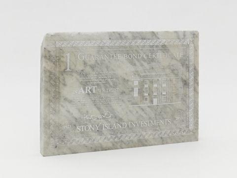 Bank Bond - Theaster Gates - 2013 - 68822