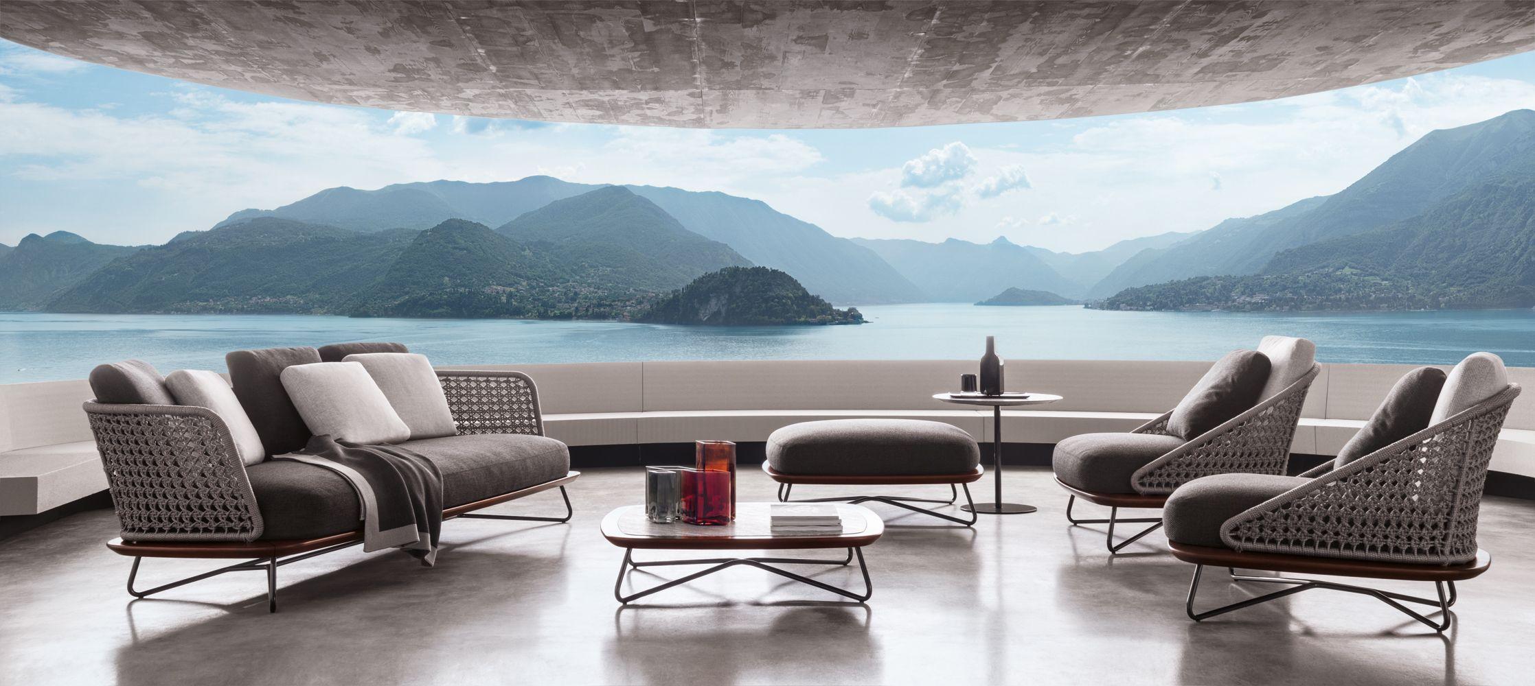 Rivera Outdoor Collection, Rodolfo Dordoni Design #lifescape ...