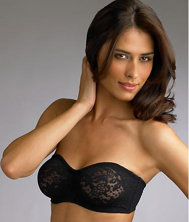 Halo Lace Strapless Bra | Halo, Nice and Lace