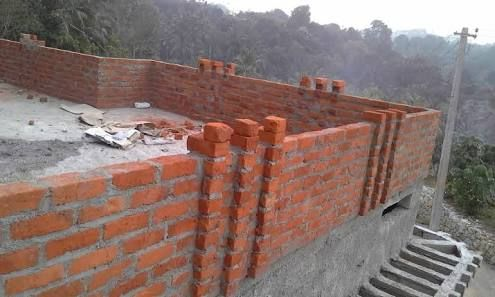 Image Result For Parapet Wall Designs House Outside Design Small House Design Exterior House Front Wall Design
