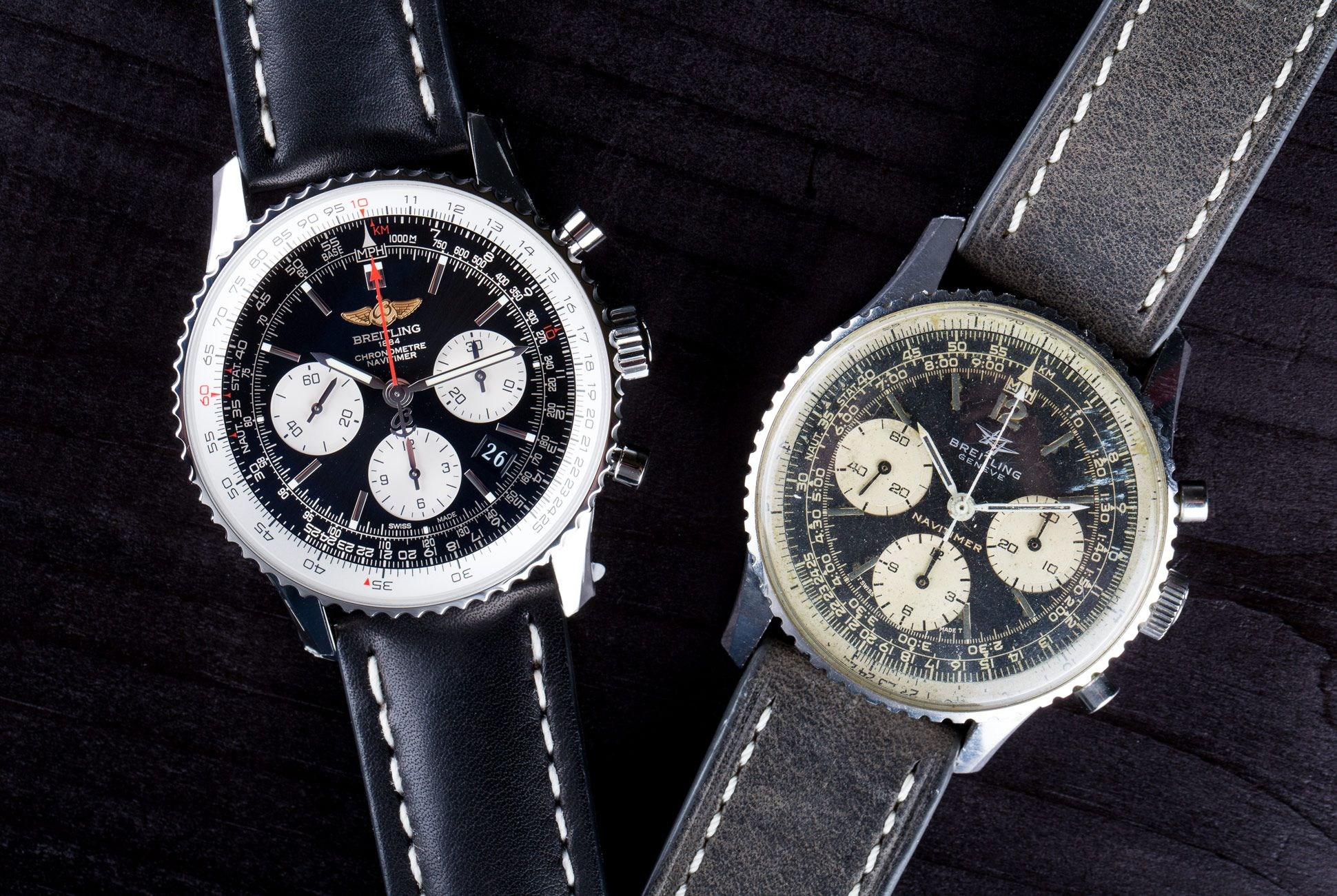 iconic rod watches chronograph
