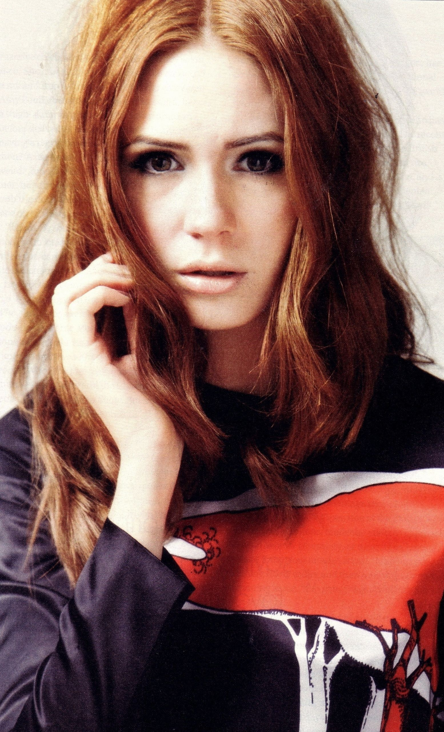 karen gillan biography