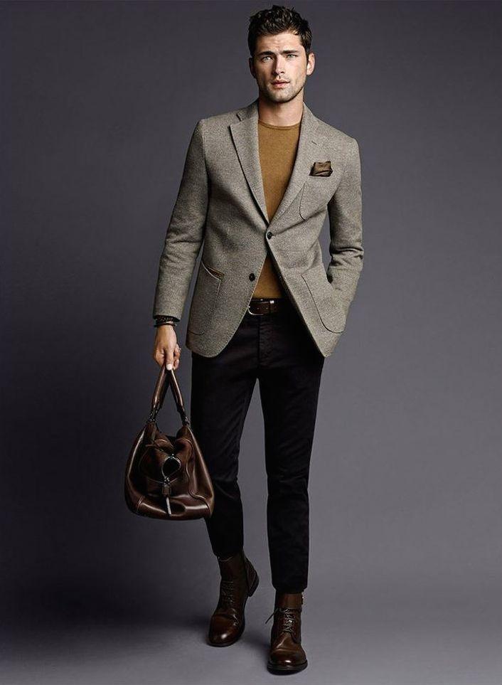 bc6e6cd9a4fd BOOK 21   A Gentlemen s Wardrobe   Pinterest