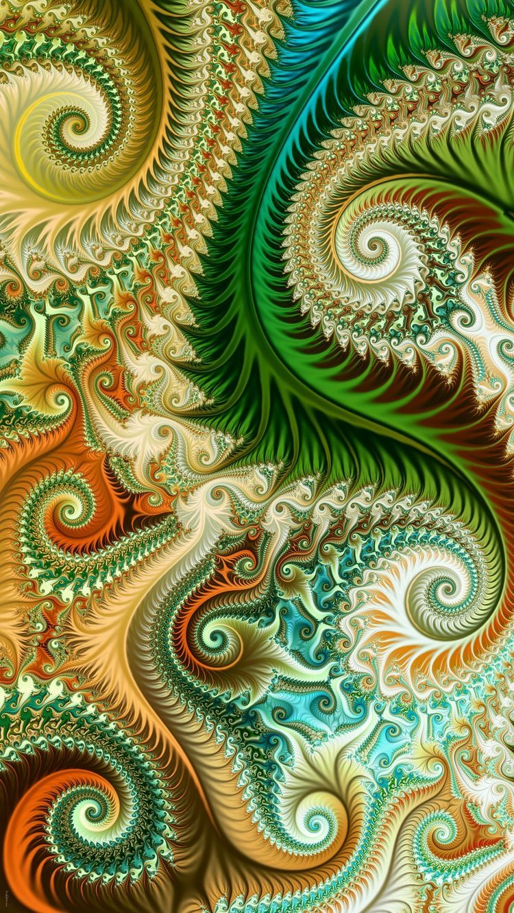 Arte Digital Fantástica In 2020 Fractal Art Africa Art Design Art Wallpaper Iphone
