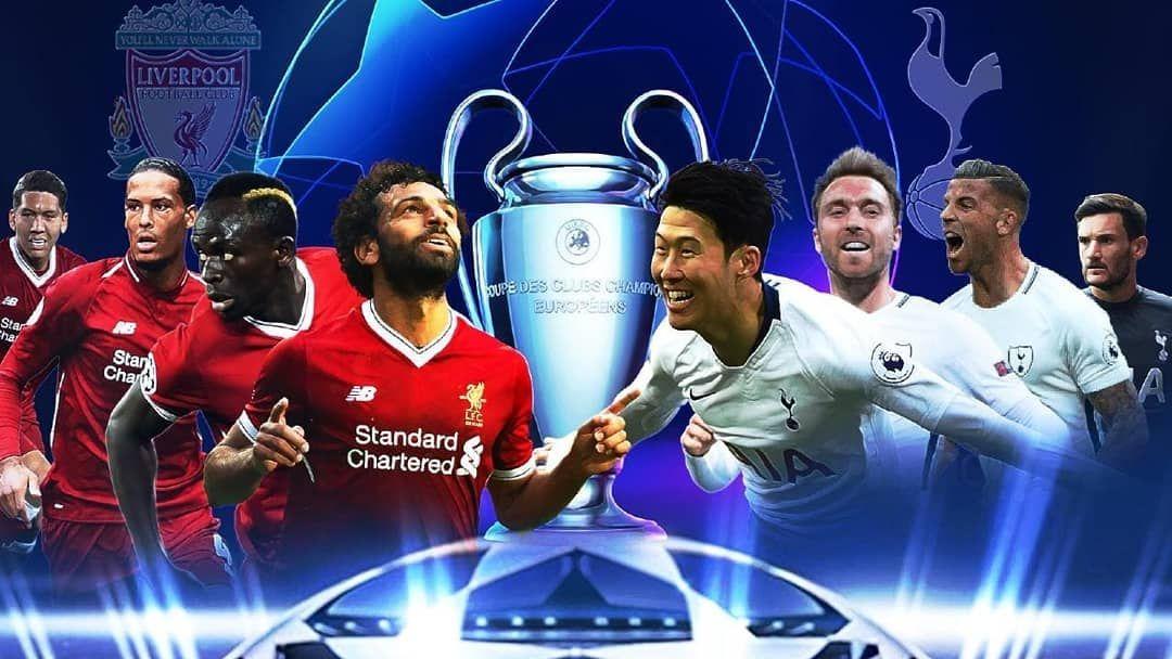 Vive La Final De La Champions Con La Camiseta De Los Dos Equipos Finalistas Liverpool Champions League Champions League Final Liverpool Uefa Champions League