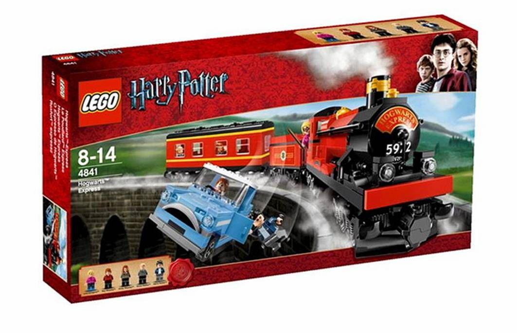4841 Hogwarts Express Lego Harry Potter Harry Potter Lego Sets Lego Hogwarts