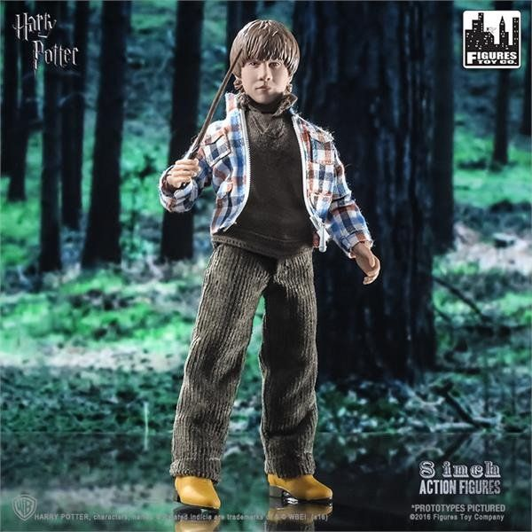 Potter 8 Inch Action Figures Series 1: Ron Weasley