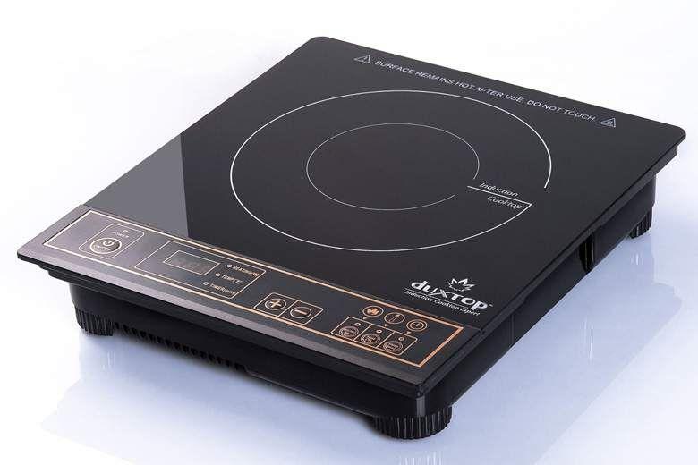 induction cooktop burner