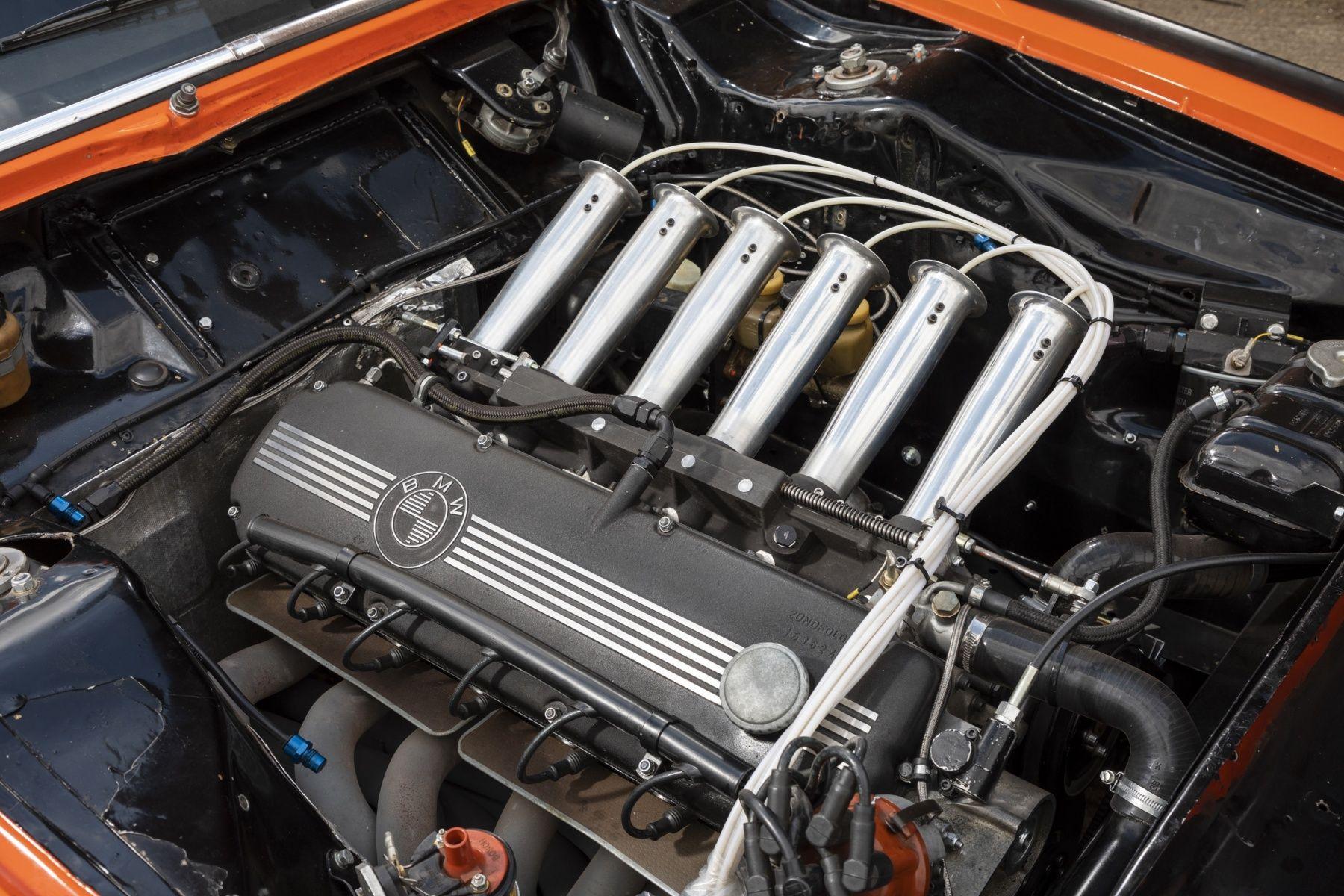 1969 Bmw 3 0 3 0 Csl Batmobile Classic Driver Market Bmw