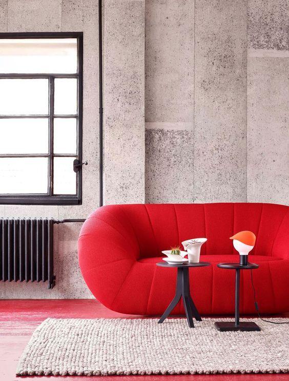Quelle Sofa quelle peinture quelle couleur autour d un canapé