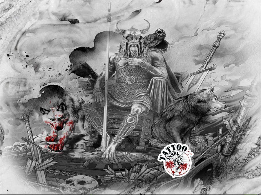 Bilder Von Odin