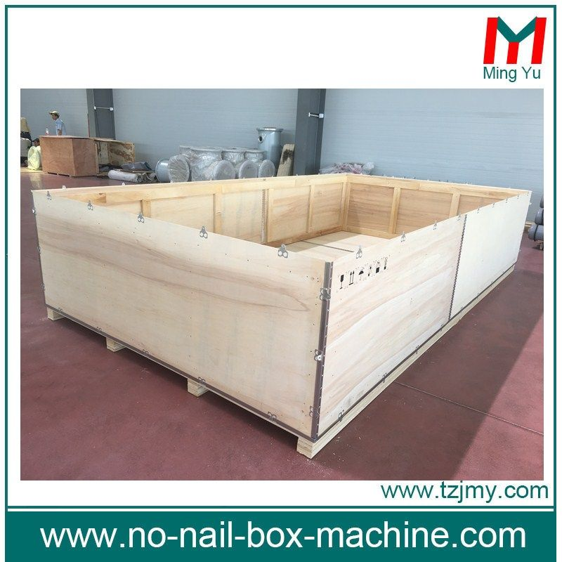 Collapsible Wooden Box Plywood Boxes Pallet Boxes Wooden Boxes