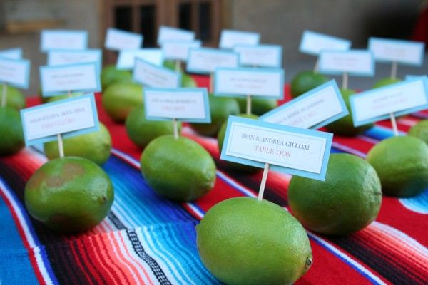 Caribbean Rehearsal Dinner Theme: Mexican Restaurant Rehearsal Dinner