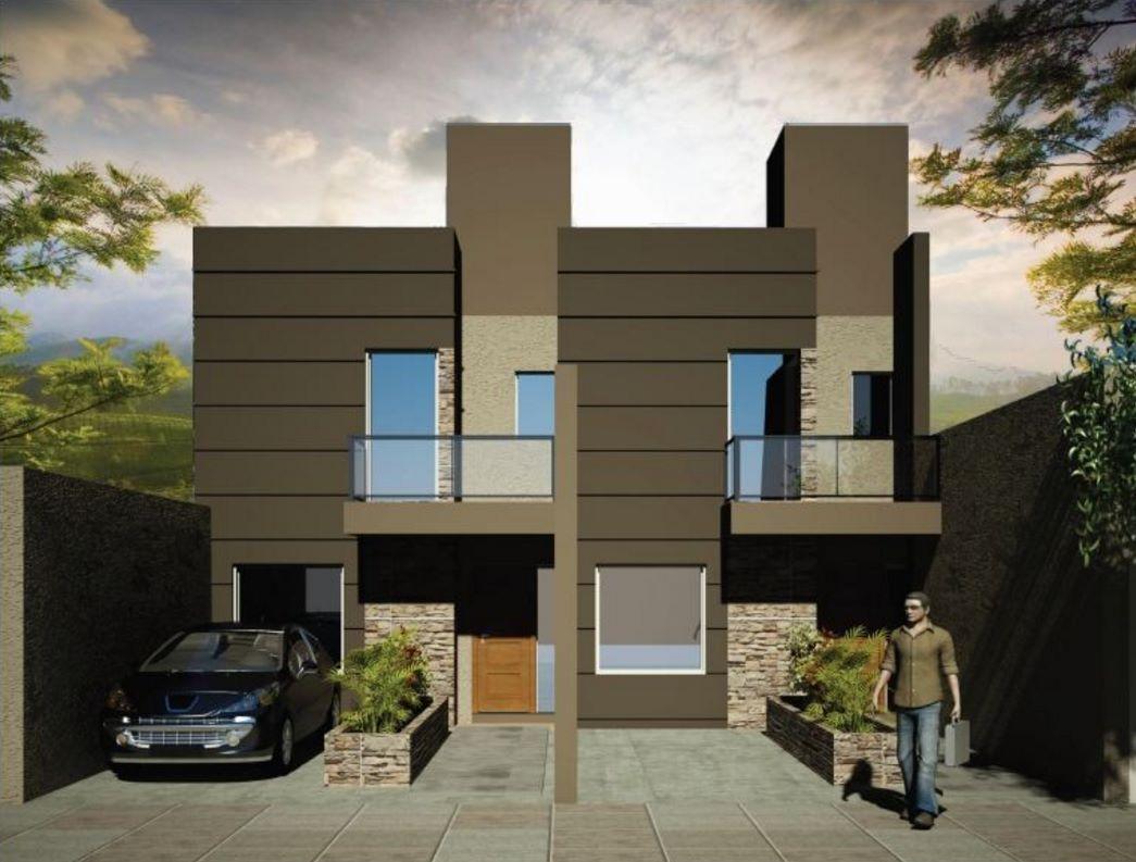 Imagenes de fachadas de departamentos dise o de casa for Modelos de apartamentos modernos y pequenos