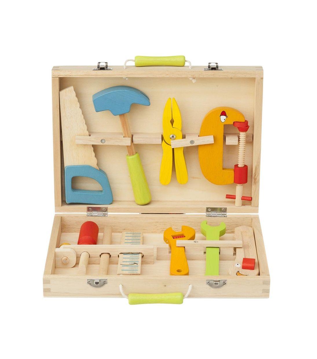 outils en bois hema jeux ducatifs partir de 2 ans pinterest outils en bois et bois. Black Bedroom Furniture Sets. Home Design Ideas