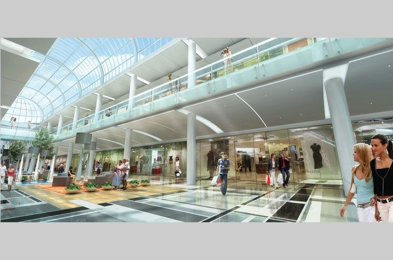 Roosevelt Fields Mall   Laguarda Low LLC   Laguarda Low Architects