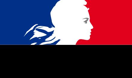 Logo de l'administration française .