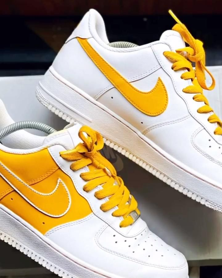 Custom Nike Air Force 1 Shoes Painting Art