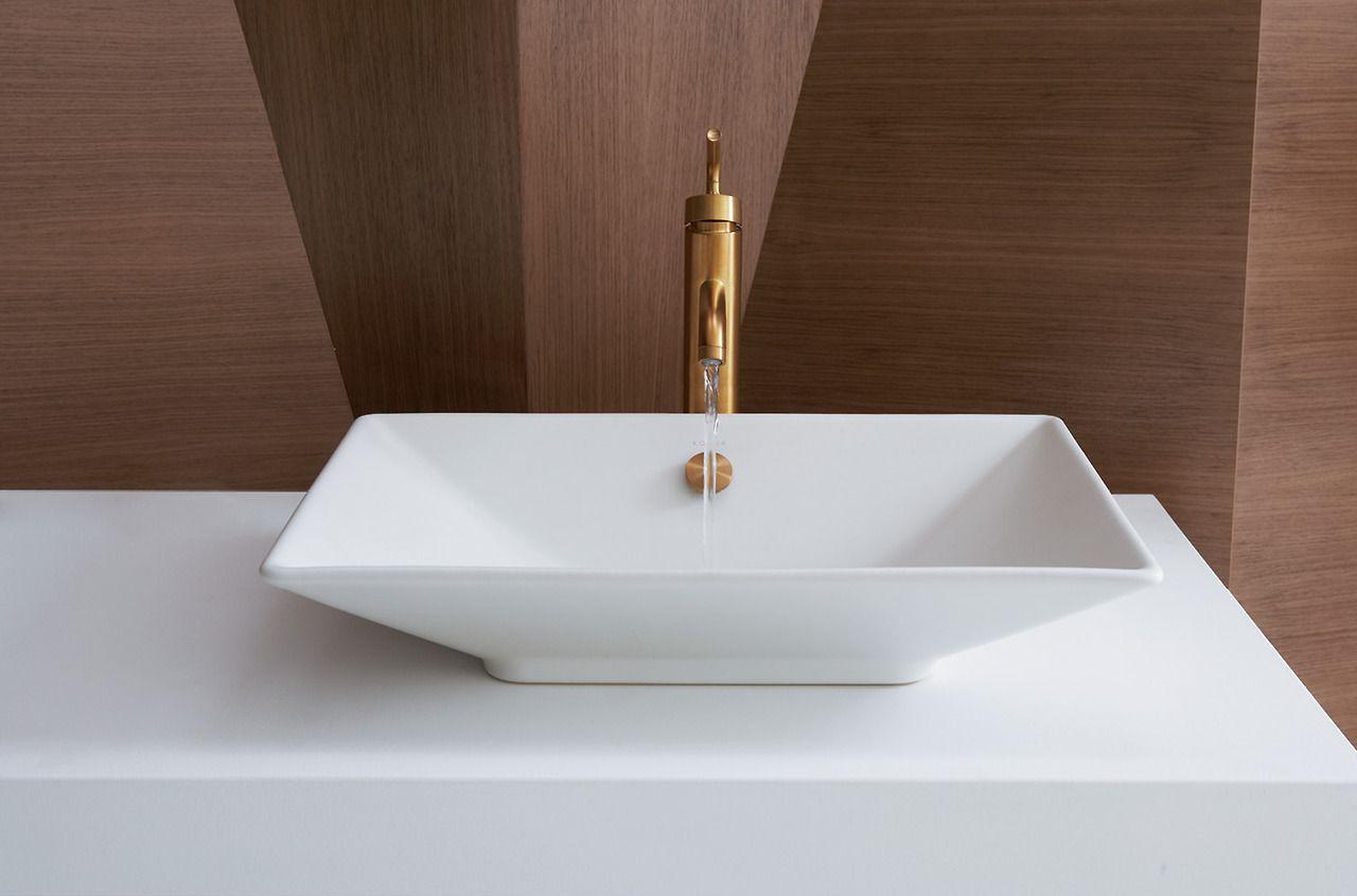 vessel sink kohler