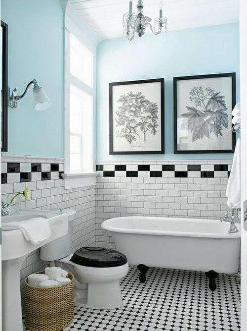 Bagno in stile liberty | Innenarchitektur, bagno, Bad. | Pinterest ...