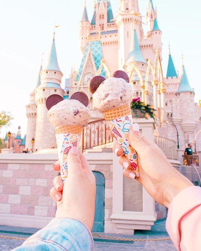 Photo of Eis und Disney haben mein Leben wirklich positiv beeinflusst. #magicdwellsh … …