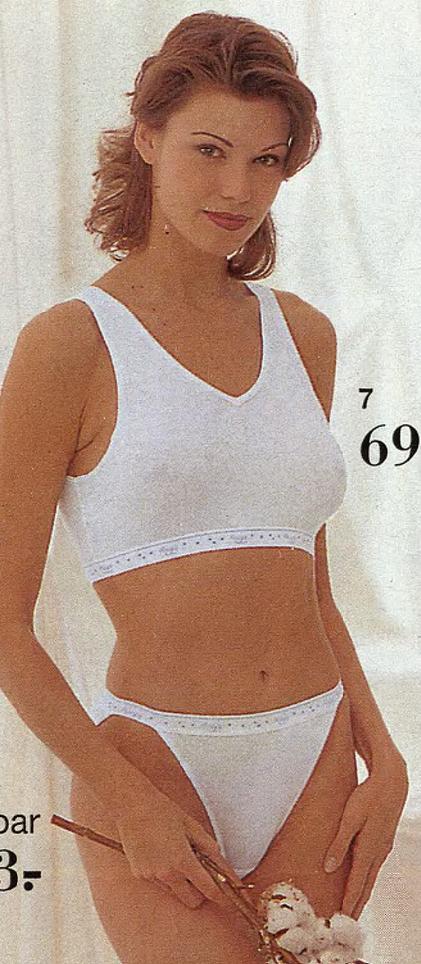 Lingerie Classics | 80s / 90s lingeire/underwear | Pinterest
