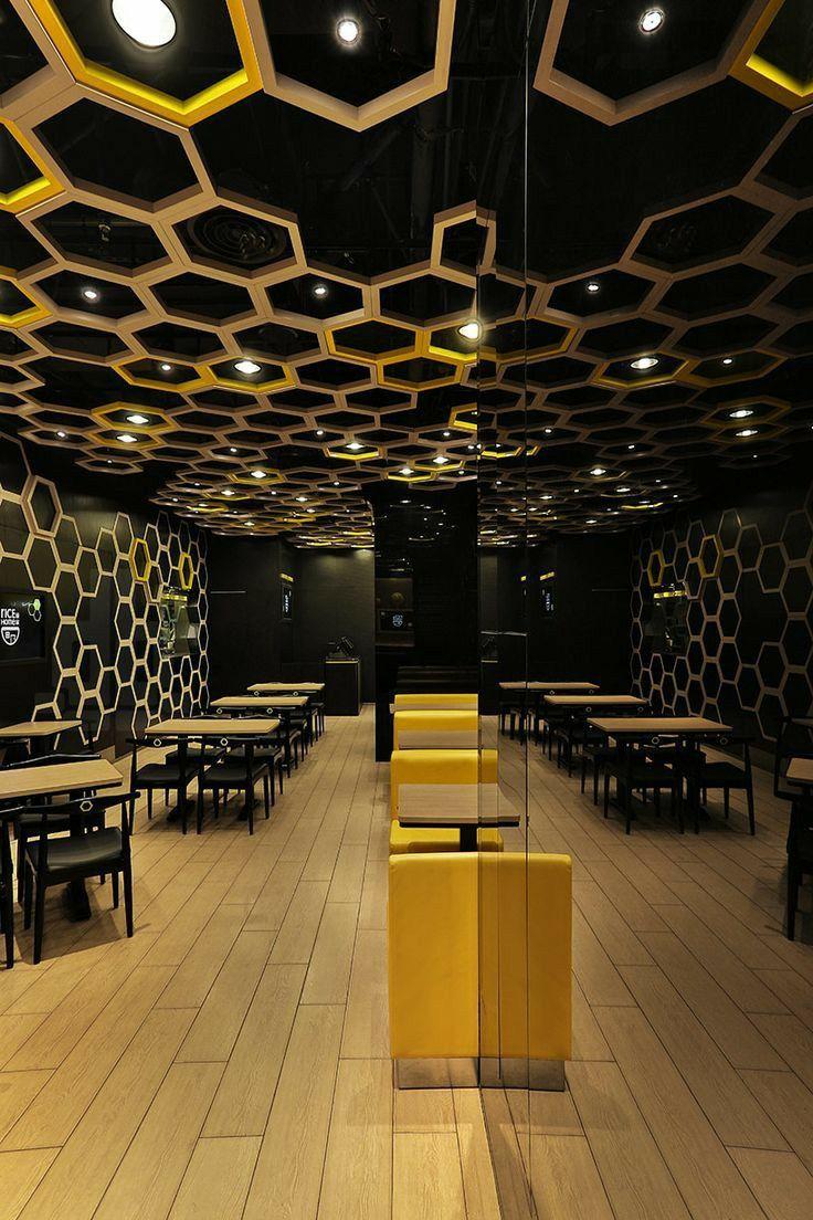 Restaurant Interior Design Modern 0096171170181 00963956588855ديكور مطاعم Mahmodern تنفيذ ديكور Bar Design Restaurant Ceiling Design Restaurant Design