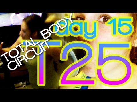 Focus T25 Week 3 Day 1: Total Body Circuit | Workout | T25