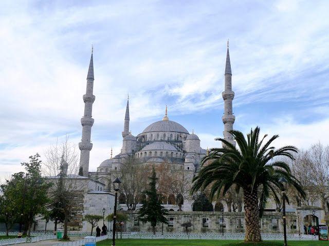 През нашето прозорче: В Истанбул