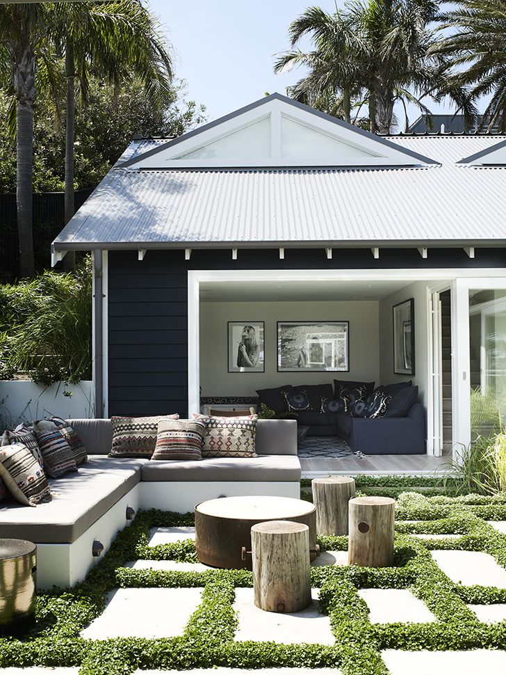 Posh Beach House In Northern Sydney Coach Outdoor