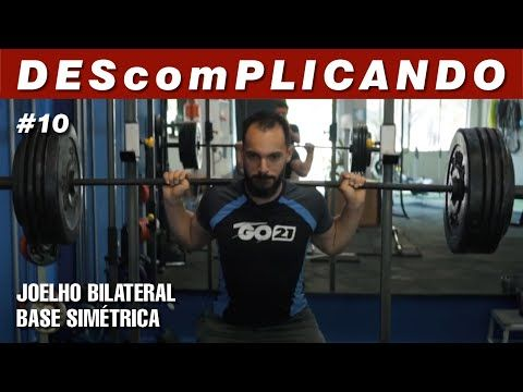 #010 - DEScomPLICANDO - Joelho bilateral base simétrica (Os agachamentos) - YouTube