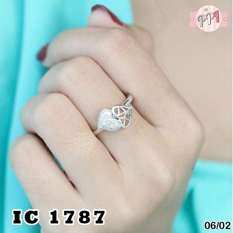 Cincin Xuping Love Silver Fast Respon Pin Bb 5f81c0e7 No Hp 081223335084