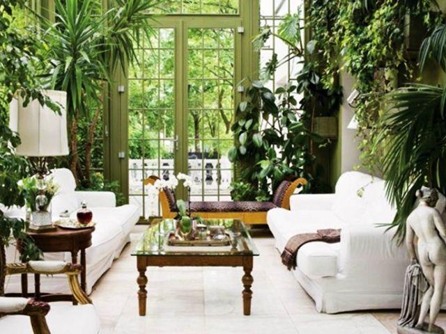 50 Modern Garden Design Ideas To Try In 2017 Interior Garden Modern Indoor Garden Garden Room Interiors