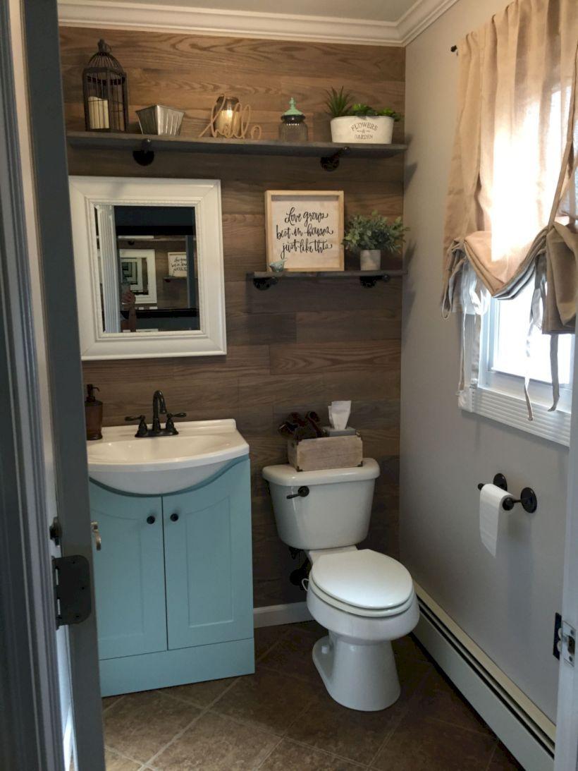33++ Small cottage bathroom ideas info