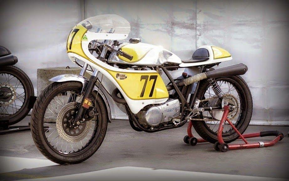 Yamaha SR 400 Racing