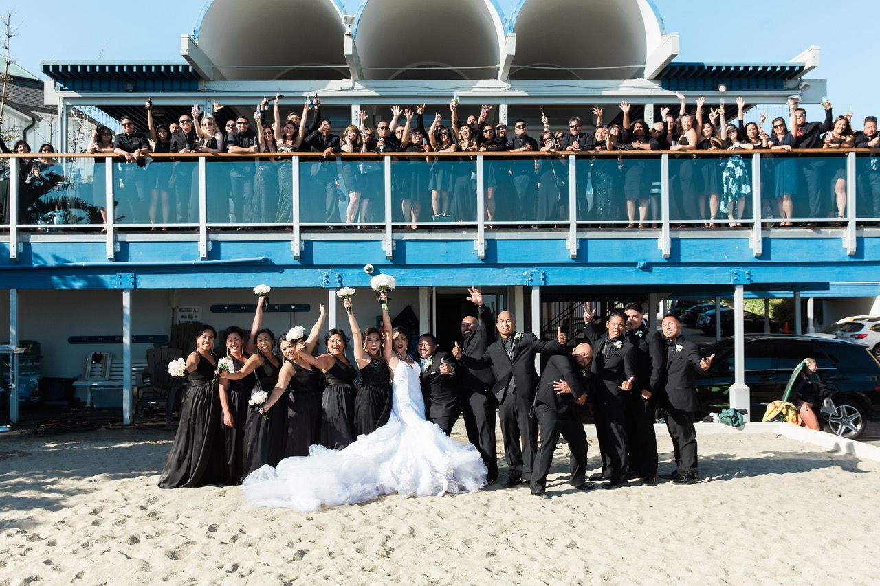 Kimberly S Malibu Mermaid Magic In Arabelle Malibu Wedding Wedding Gowns Mermaid Lauren Elaine Bridal