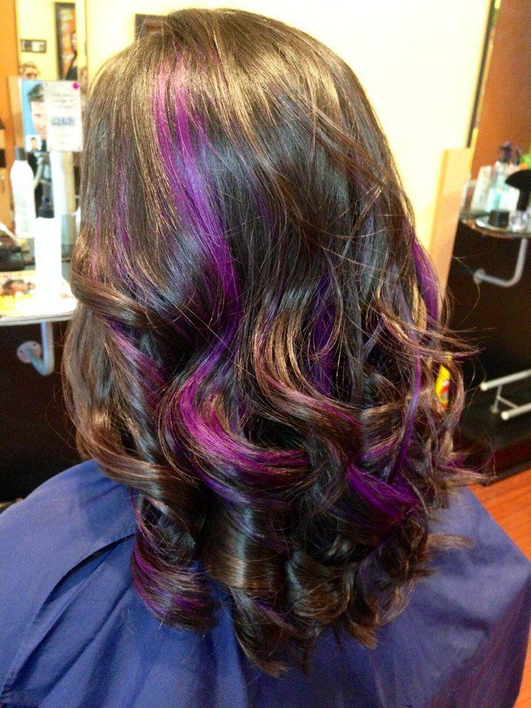 Deisys hair studio redwood city ca united states purple deisys hair studio redwood city ca united states purple peekaboo highlights pmusecretfo Image collections