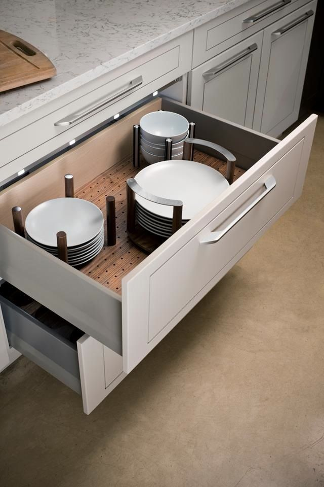 beleuchtung zu hause led-licht küche schubladen | Küche | Pinterest ...
