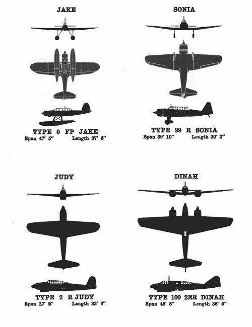 Japanese Fighter Plane Identification Chart 3 Japanese Air Show Military Forces