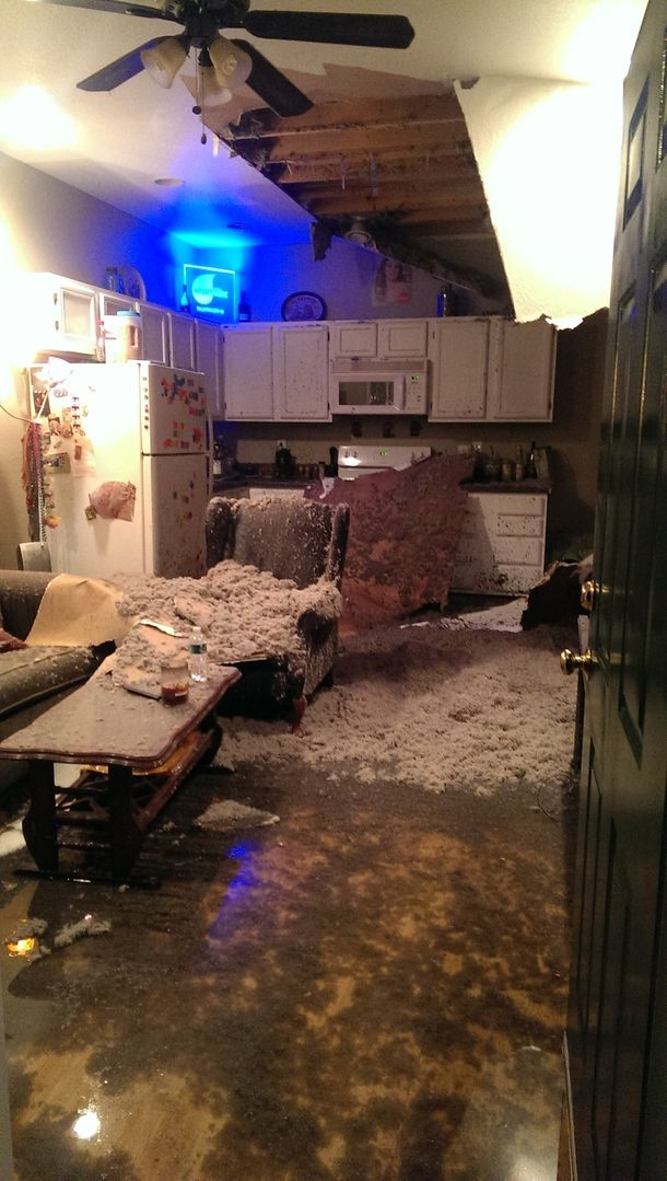 Came home from work found this #crazy #home #found #entertainment #interesting