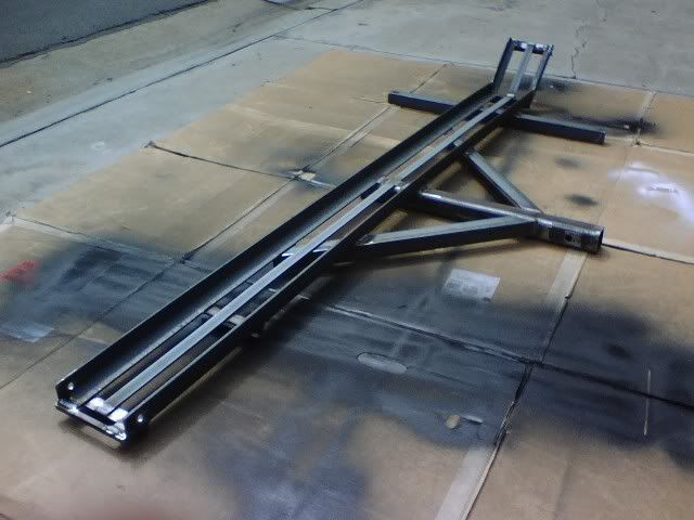Hitch Mounted Motorcycle Carrier Amp Ramp Project