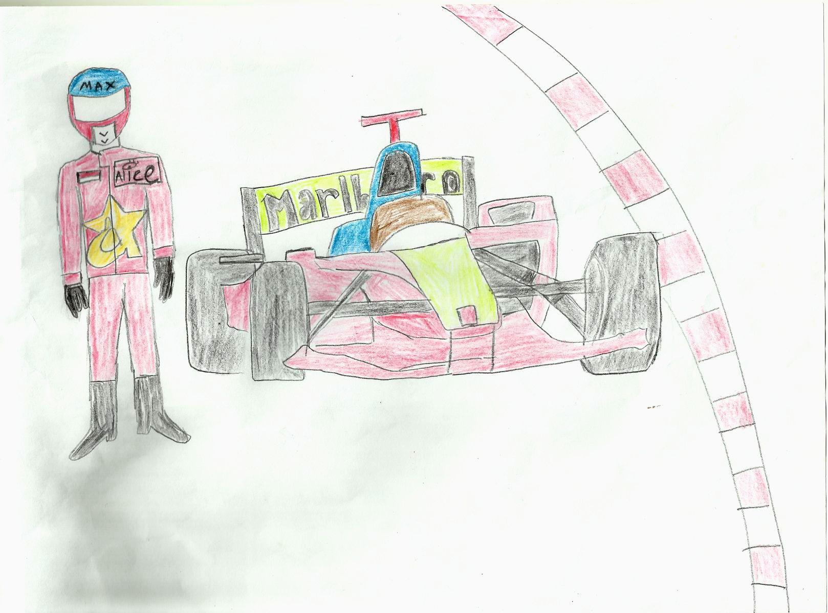 Cita Cita Pembalap F1 2
