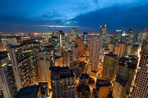 Manila, Philippines  My original hometown. Always a special place in my heart.