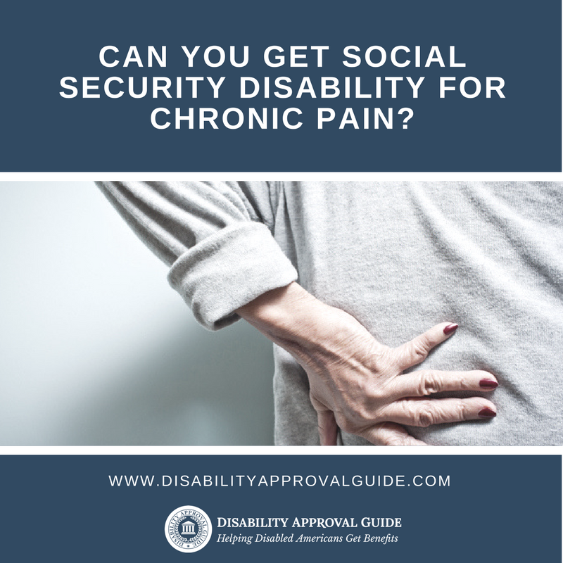 How to Qualify for Social Security Disability for Chronic