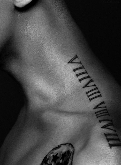 G Dragon Neck Tattoo : dragon, tattoo, Hoeism, Photo, Dragon, Tattoo,, Dragon,, Tattoos