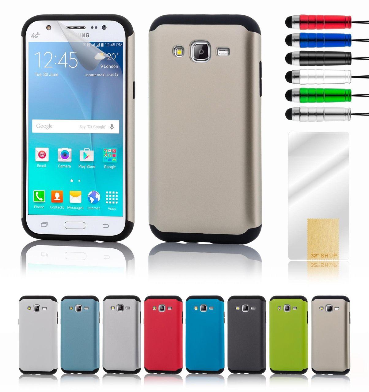 Samsung Galaxy J5 (2015) Slim Armour Shockproof Case - 32ndShop