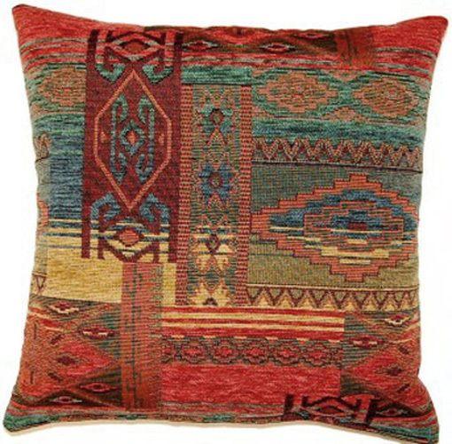 Southwest Upholstery Fabric Western Lodge Sedona Sunset Rustic