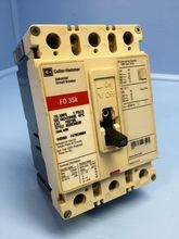 Cutler Hammer Fd3150l 150 Amp Circuit Breaker Red 600v Fd3150 Westinghouse 150a With Images Breakers Circuit Westinghouse