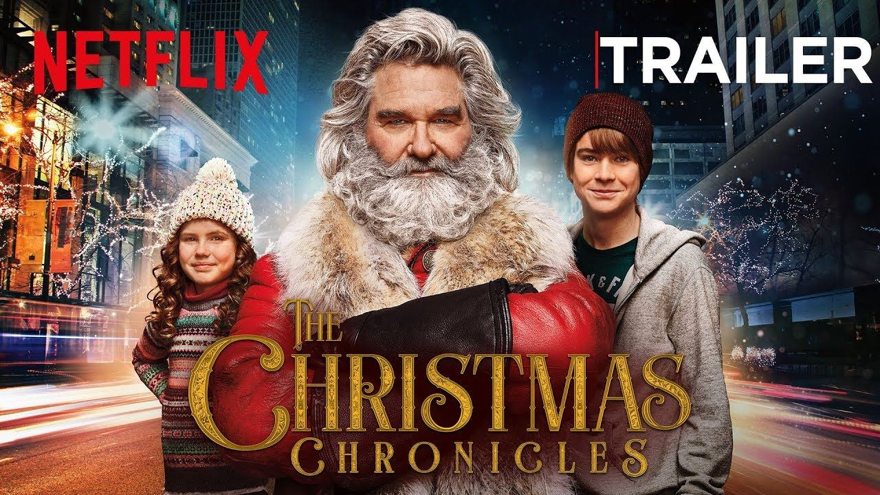 The Christmas Chronicles Official Trailer Hd Netflix Netflix Christmas Movies Holiday Movie Netflix